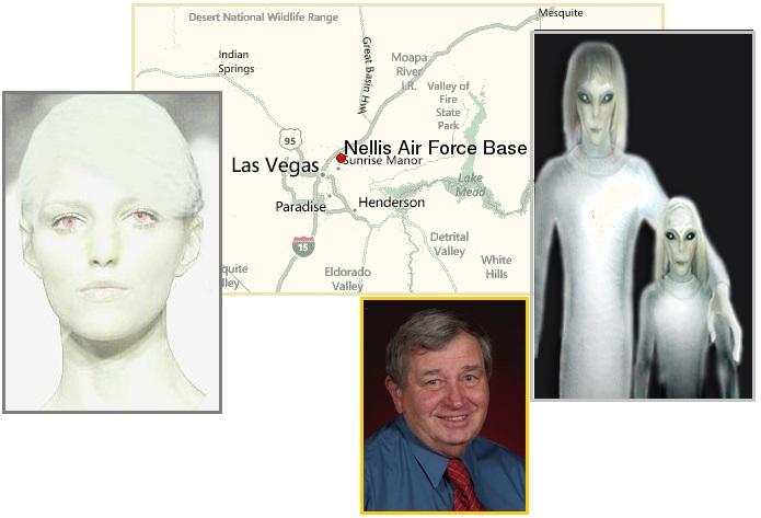 Risultati immagini per Charles Hall, UFO, aliens